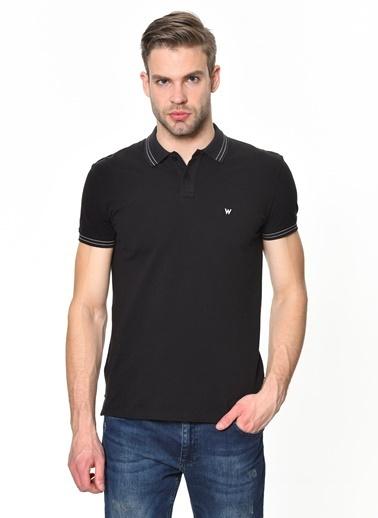 Wrangler Tişört Siyah